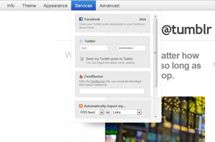 Tumblrの記事をFriendFeed経由でTwitterに流すのはやめた