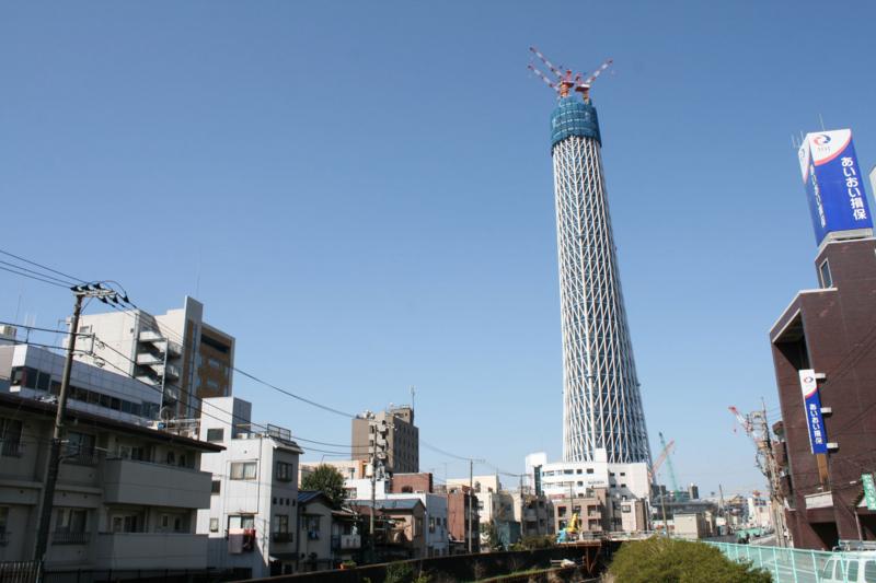 東京スカイツリー建設の目的