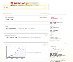 """Wolfram|Alpha""に期待するもの"