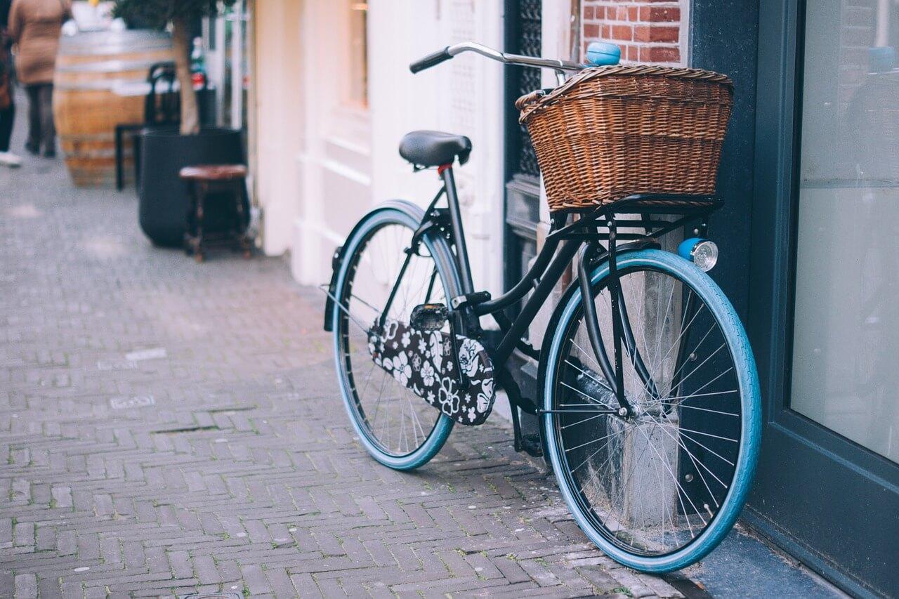シェア自転車