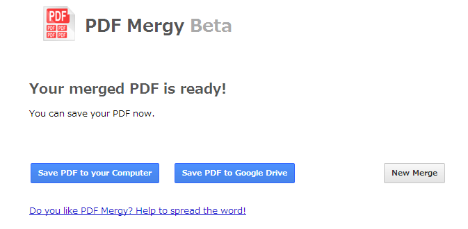 WebサイトやGmailをPDFで保存・結合する