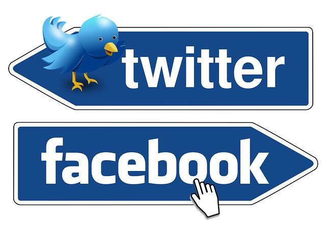 TwitterとFacebookの拡散力は違う。どちらが拡散するのか?